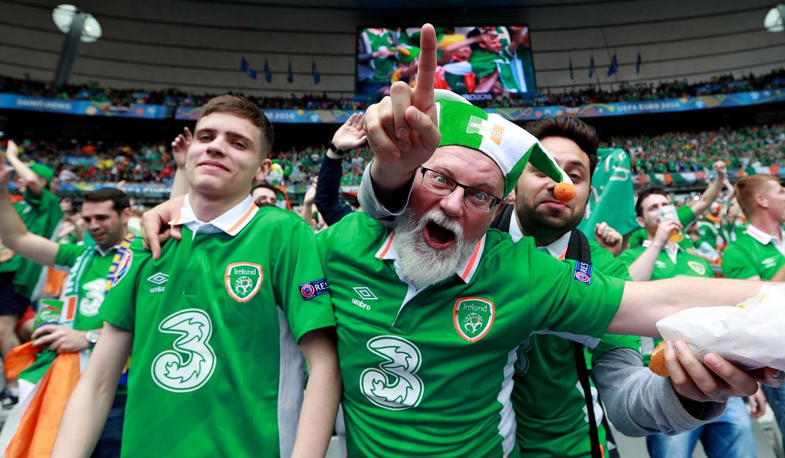 Ιρλανδοί