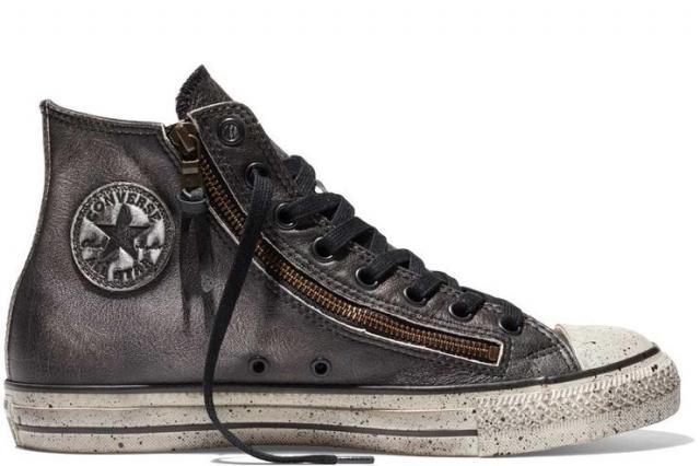 4) Converse High-Tops