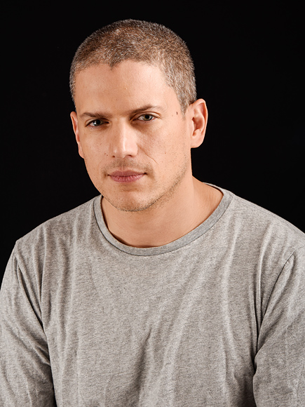 Mandatory Credit: Photo by Stephen Lovekin/TVLine/REX/Shutterstock (5780835iv) Wentworth Miller from the cast of 'Prison Break' Portrait Studio, Day 3, Comic-Con International, San Diego, USA - 23 Jul 2016