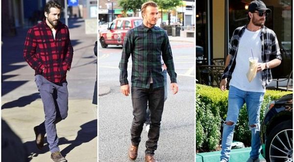4efef8d5dcff Τα flannel πουκάμισα είναι ένα ρούχο που προσφέρεται για casual εμφανίσεις